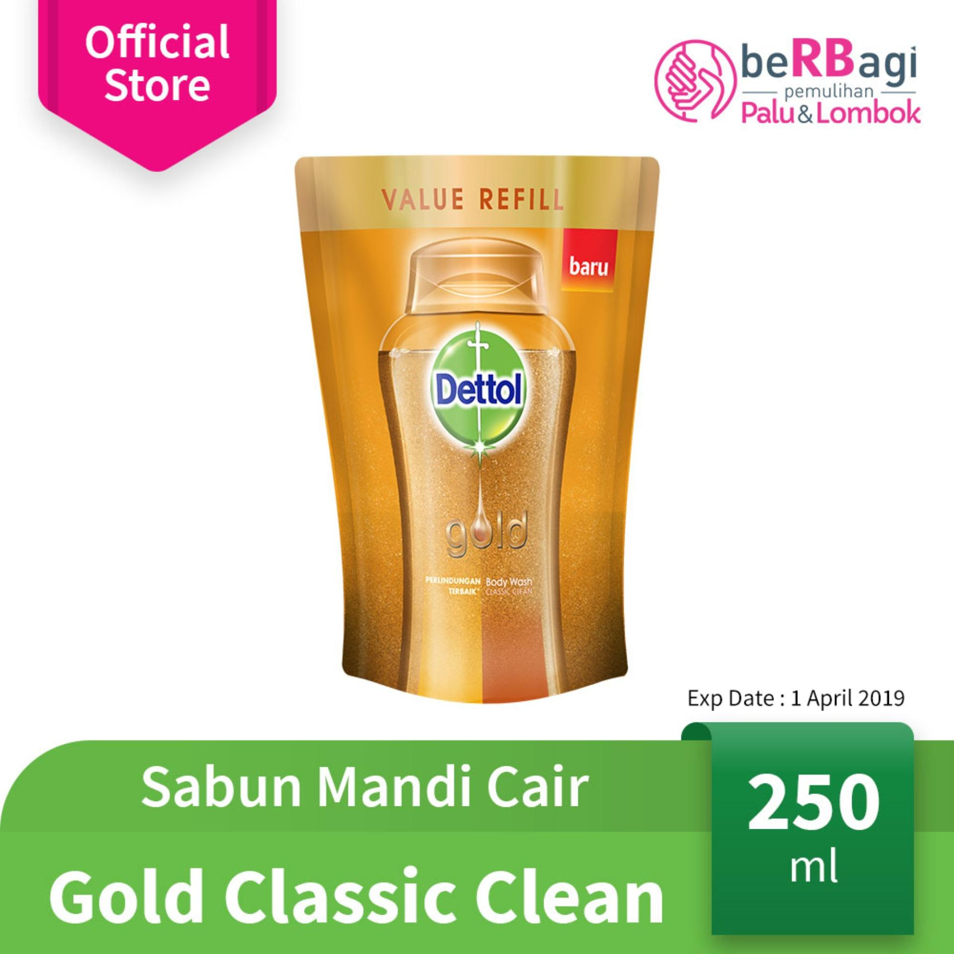 Sabun Mandi Lazada Dove Go Fresh Revive Body Wash Pump 550ml Dettol Bodywash Gold Classic Clean 250ml Cair Ed 1 April 2019