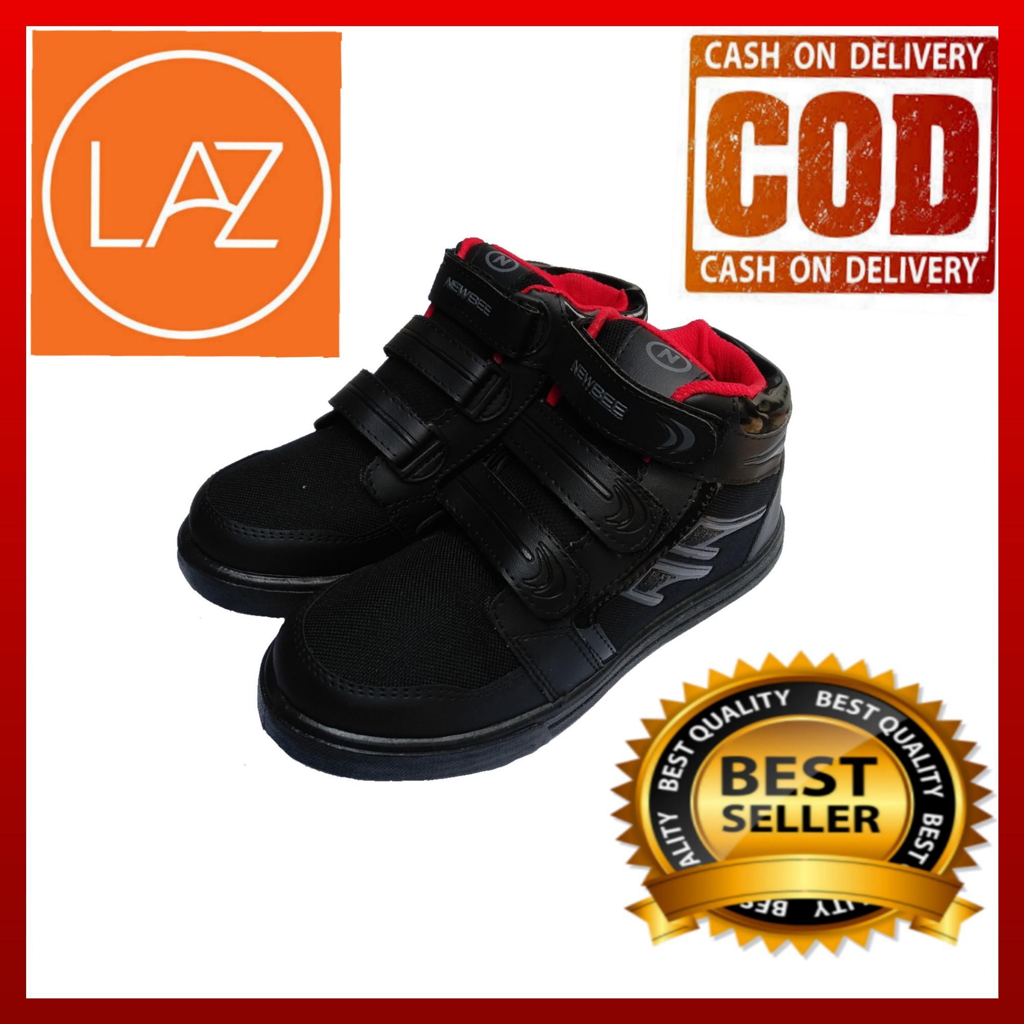 Sepatu Anak Sekolah   Sepatu Anak Sekolah Warna Hitam   Sepatu Anak Sekolah  Slip on 2406478069