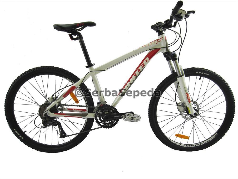 United Sepeda Gunung 26