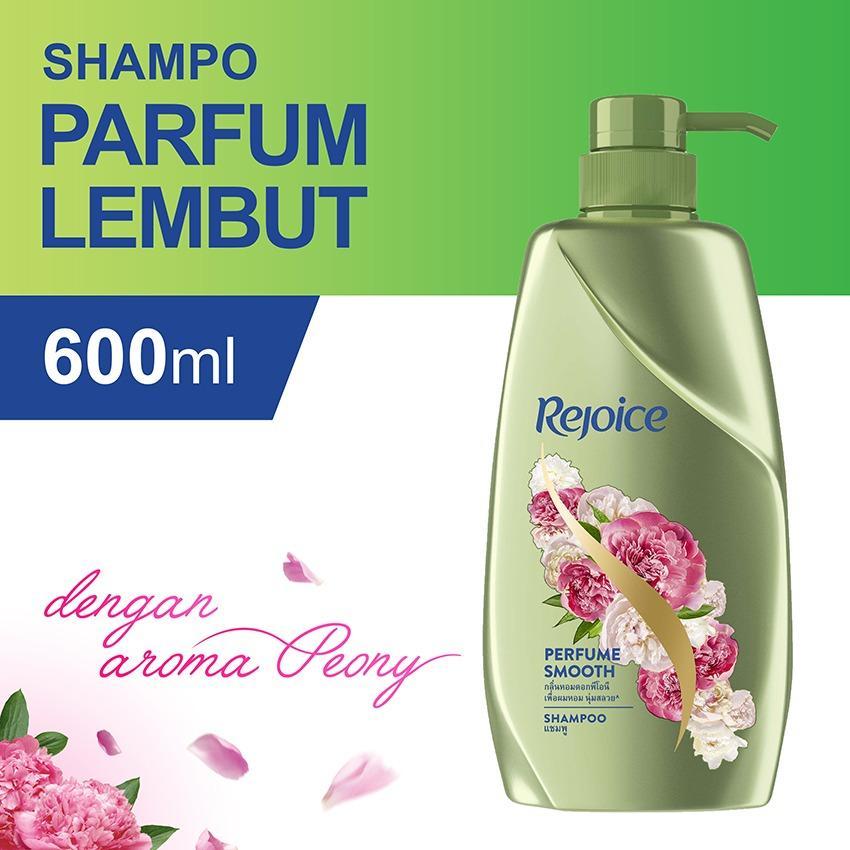 Rejoice Parfum Lembut Shampo 600ml
