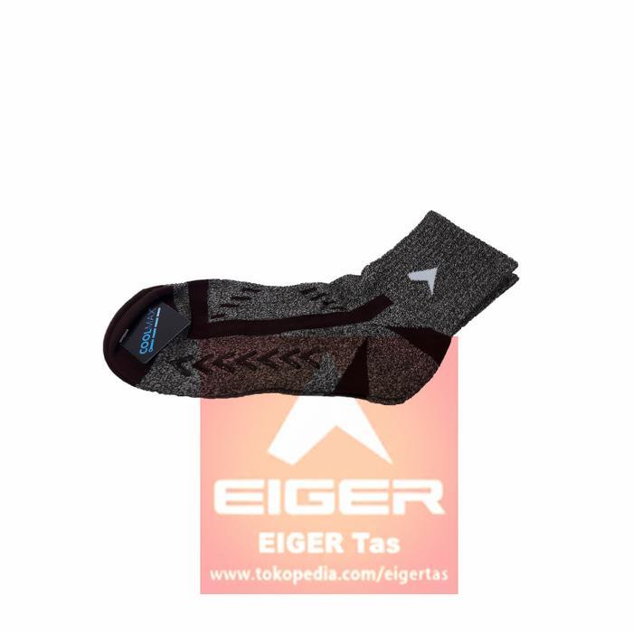 HOT SPESIAL!!! Kaos Kaki Eiger  Socks Hiking / PATH SOCKS HIGH N972 Ukuran S M L - 3QIRsw