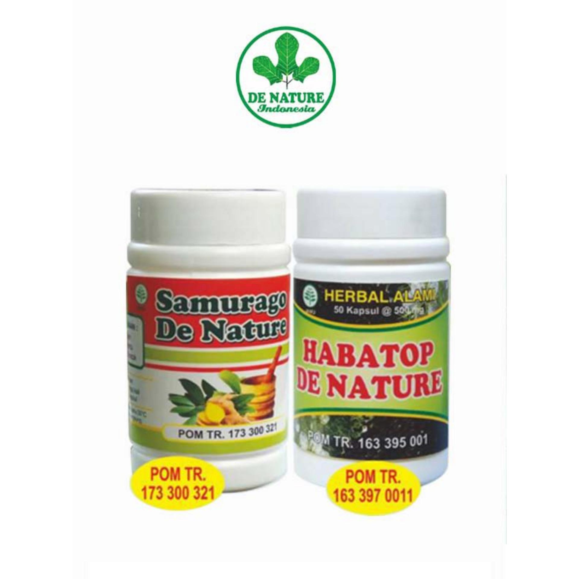 Buy Sell Cheapest Obat Samurago De Best Quality Product Deals Asam Urat Rematik Denature Herbal Habatop Asli Nature