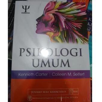 Review of Buku Psikologi Umum - Kenneth Carter & Colleen M. Seifert anggaran terbaik - Hanya Rp298.620