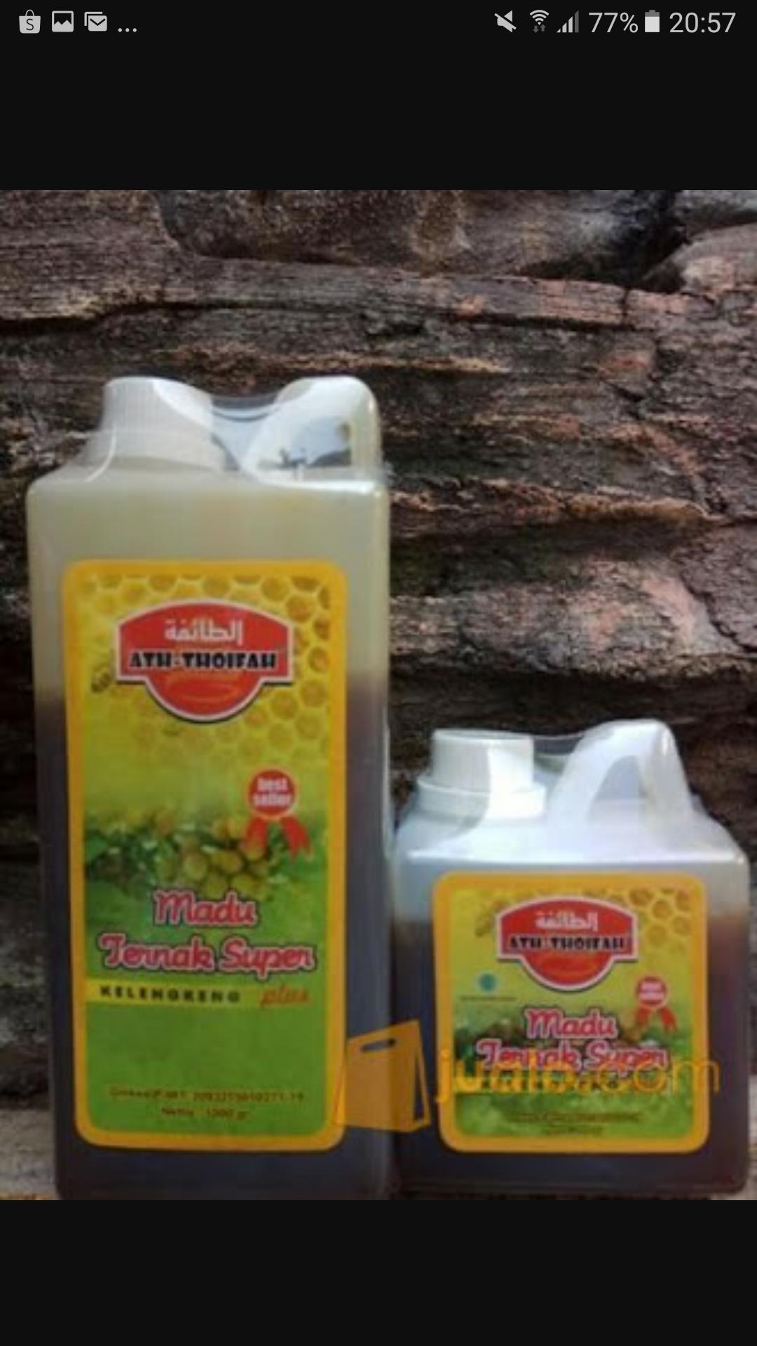 Beli Madu Asli Lokal Hutan Gold An Naafi Paket 1 Botol Harga Rp Murni Klengkeng 1kg