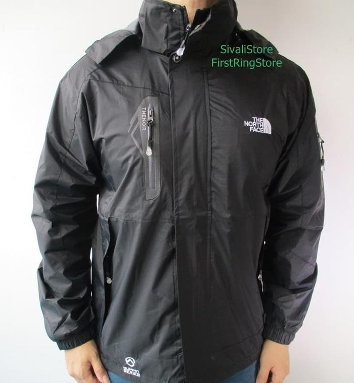 Jaket Gunung /training / Motor The North Face 1602 Summit Series Black - Omkqhw By Anindita Collections.