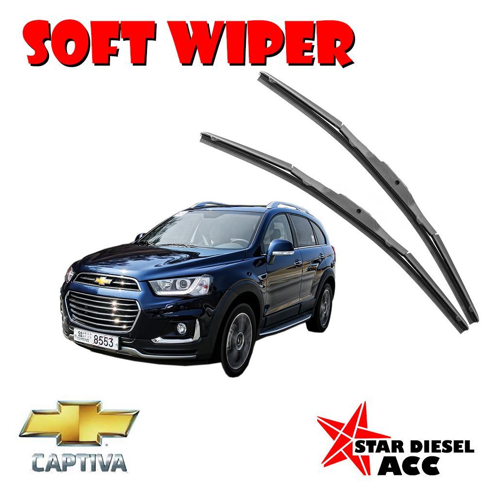 SD - Wiper Mobil HYBRID Chevrolet Captiva 2018 24 16