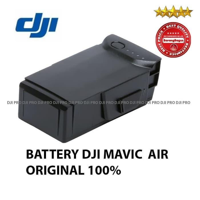 PALING DICARI DJI MAVIC AIR INTELLIGENT FLIGHT BATTERY ORIGINAL - BATERAI DRONE
