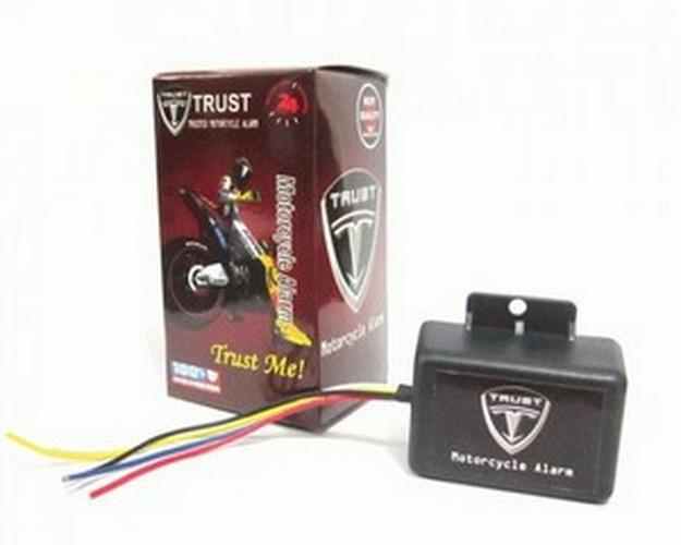 Alarm Motor Trust Sensor Sentuh