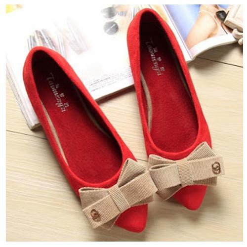 YM Sepatu Ballet Pita Terlaris CC-03