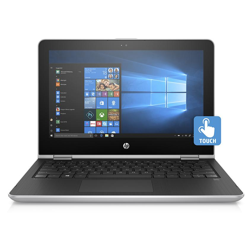 Promo Notebook Baru Hp 11-Ad107tu - Intel® Core™ I3-8130u - 4 Gb - 1tb - Intel® Uhd Graphics 620 - 11.6 - W10 - Silver - Laptop Murah - Bergaransi By Lazada Retail Clearance Store