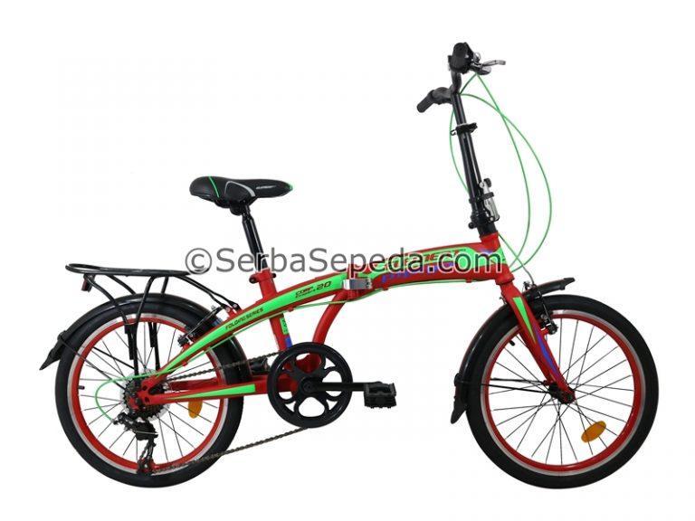 Element Sepeda Lipat Pipiyo 20