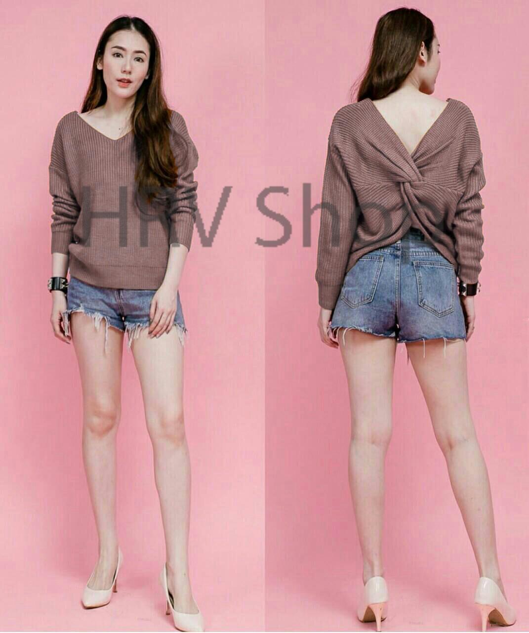 HRV Shop Blouse Wanita Tamani   Baju Wanita   Blouse Korea   Atasan Wanita    Baju c462803b6b