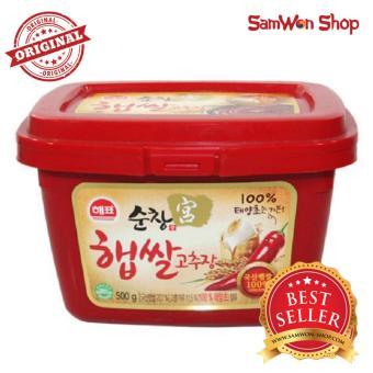 Sajo Gochujang- Hot Pepper Paste / Sambal Pasta Korea 500gr