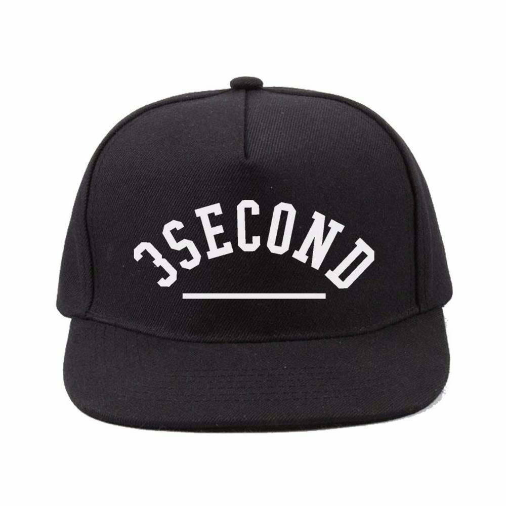 Topi Snapback 3Second