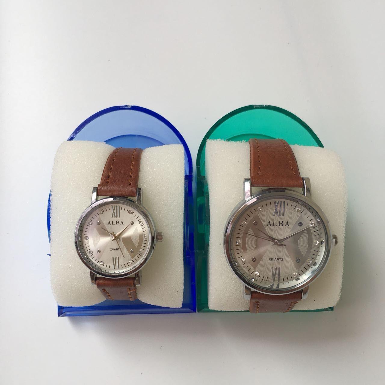 Jam Tangan Pasangan Couple Fashion Model Terbaru Harga Termurah Design Elegant Terlengkap
