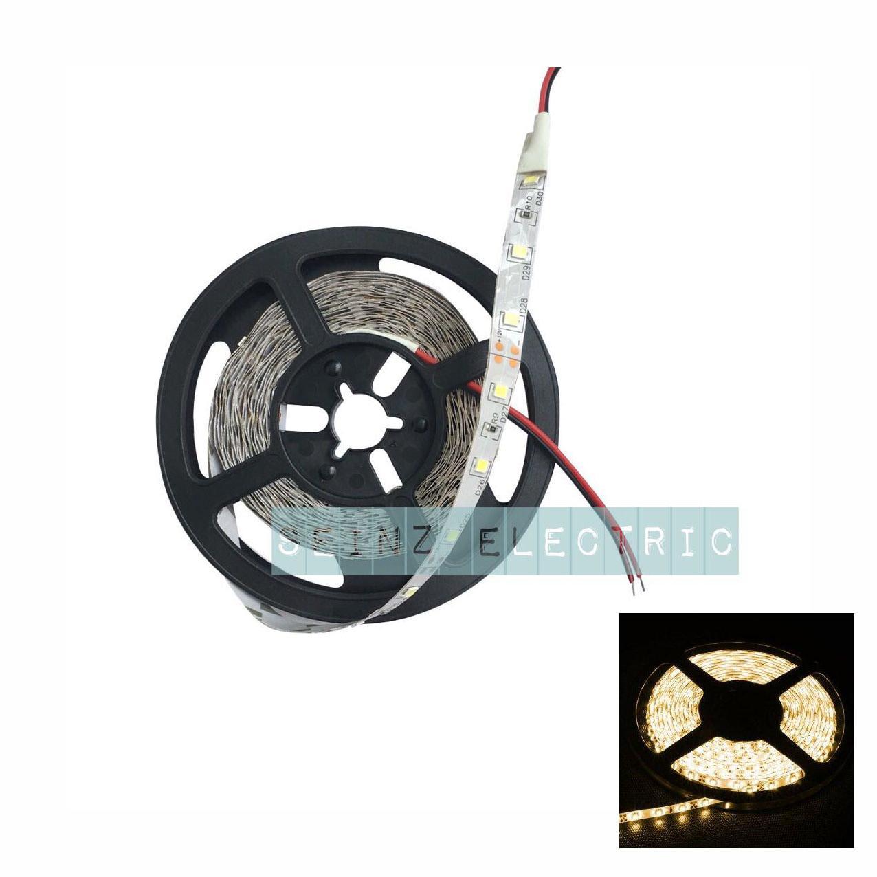 SMD LED STRIP 3528 2835 12V IP33 INDOOR Ledstrip Red merah TerlarisIDR44200. Rp 44.200