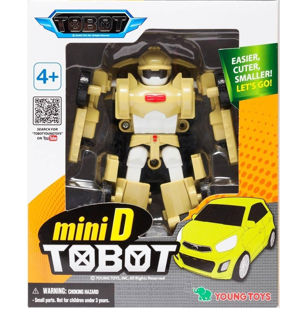 Buy Sell Cheapest Youngtoys Tobot Quatran Best Quality Product Mini D Transforming Robot