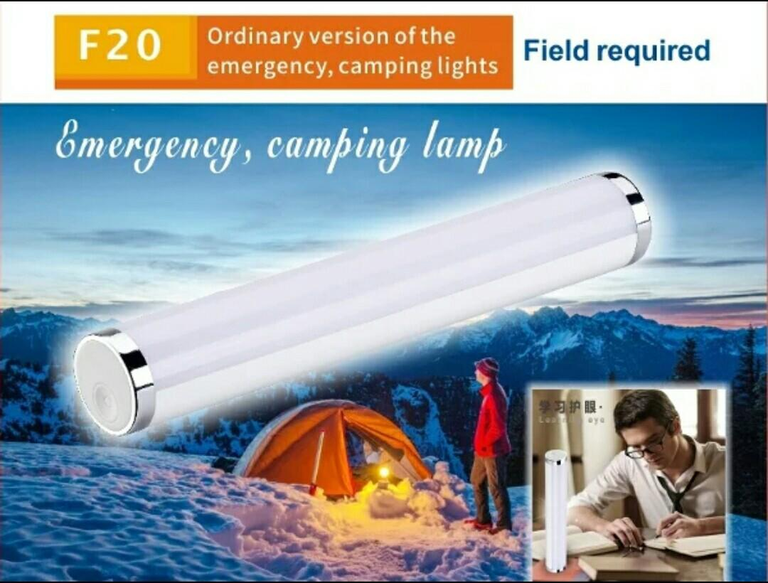 LED Emergency Lamp & Lampu Anti NYAMUK