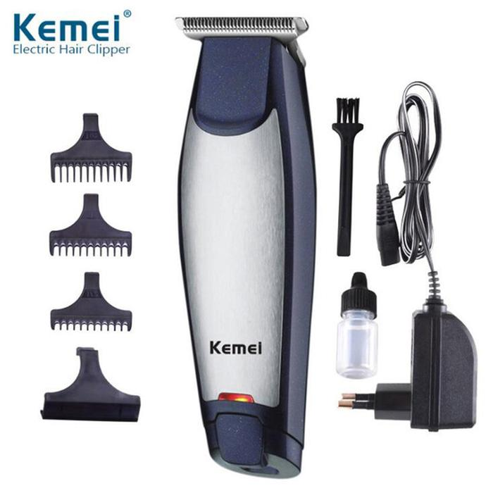 PROMO Hair Clipper Kemei Detailer KM-5021 Mesin Cukur Rambut Cordless cd93c05338