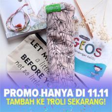 Gratis Pouch! Size M - Malilkids Geos / Gendongan Kaos Premium / Gendongan Instan -