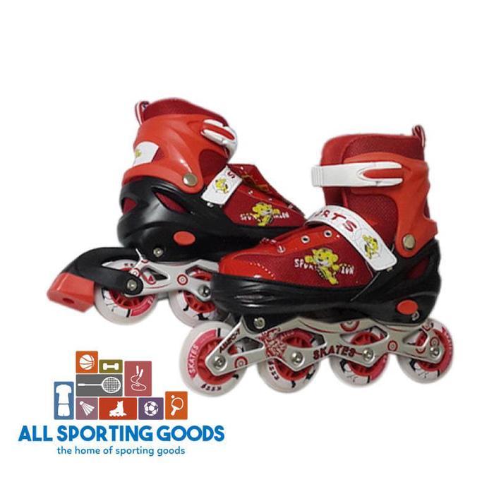 P.R.O.M.O Sepatu Roda Anak Power Inline Skate POWER SUPERB Model BAJAJ