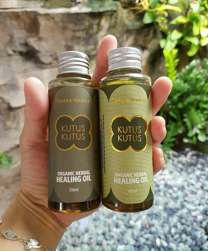 ... KUTUS KUTUS Minyak Oil Kesehatan Asli Bali Oil