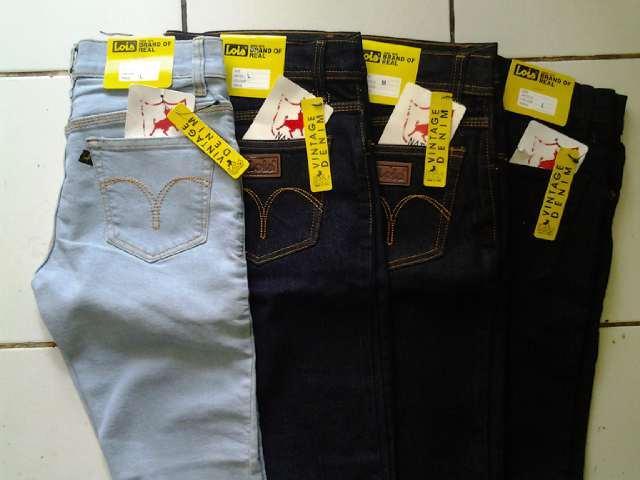 celana jeans lois