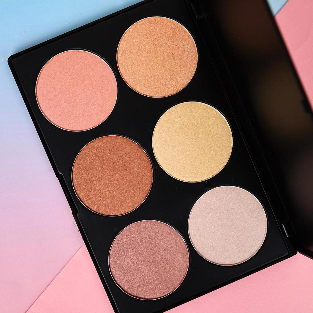 Buy Sell Cheapest Beauty Creations Shine Best Quality Product Cosmetics Angel Glow Highlight Palette Bright