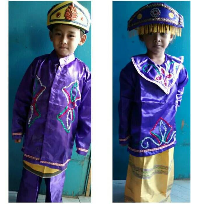 Best Seller!! Baju Karnaval Anak Adat Betawi - ready stock