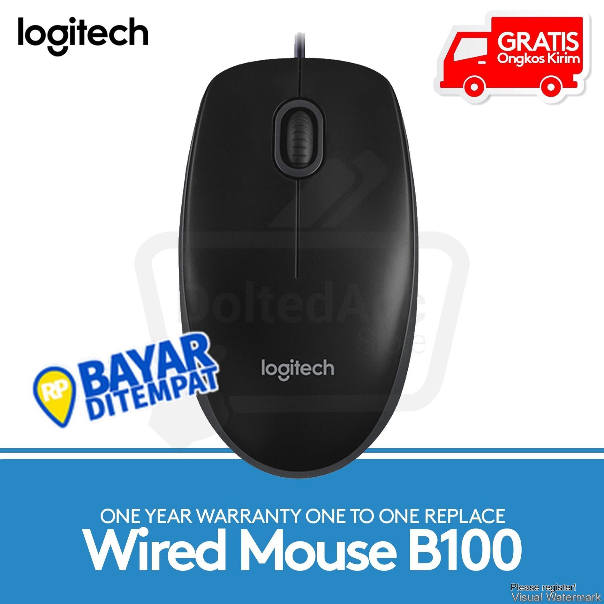 Jual Aksesoris Komputer Terlengkap Murah Keyboard Votre Kb2308 Usb Logitech Mouse Optical B100