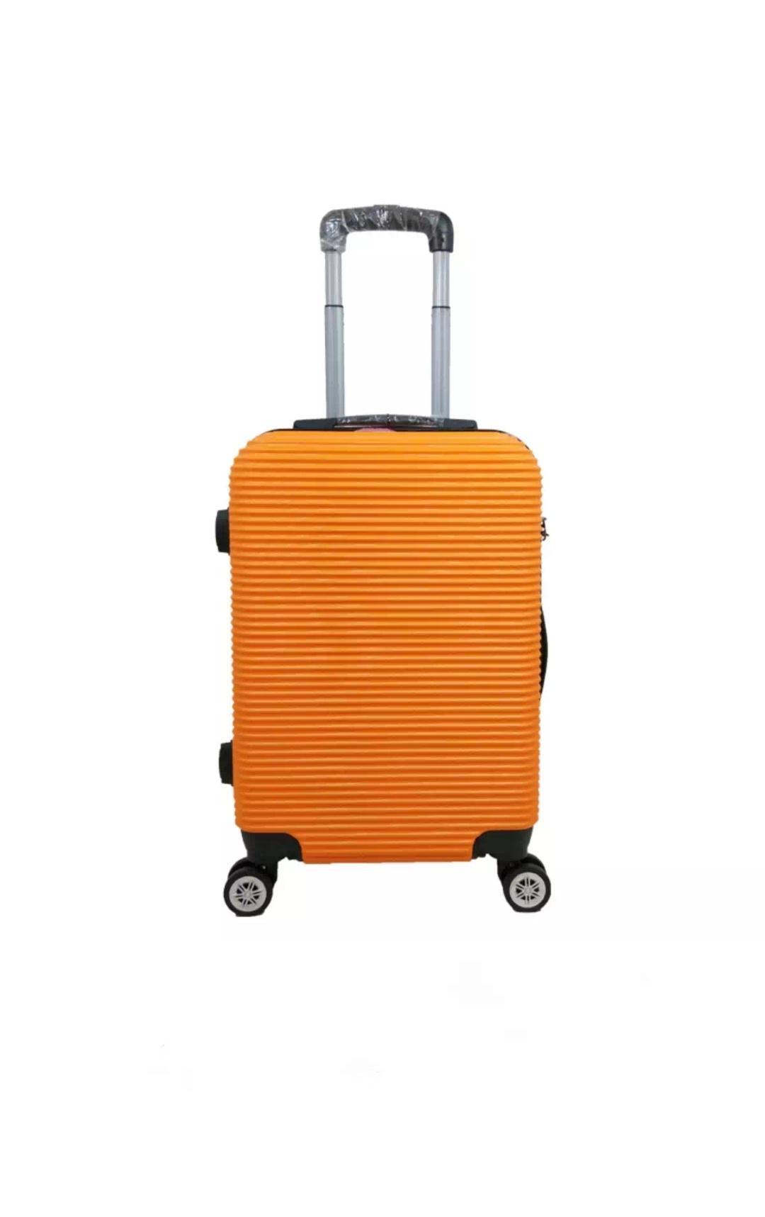 Koper Polo Love Fiber Hardchase 20inch waterproof Original-Orange