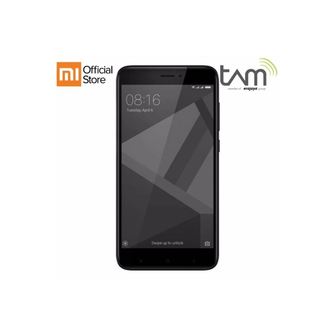 Xiaomi Redmi 4x Prime 332gb Garansi Resmi Tam Daftar Harga 32gb 1 Tahun Ram 3gb