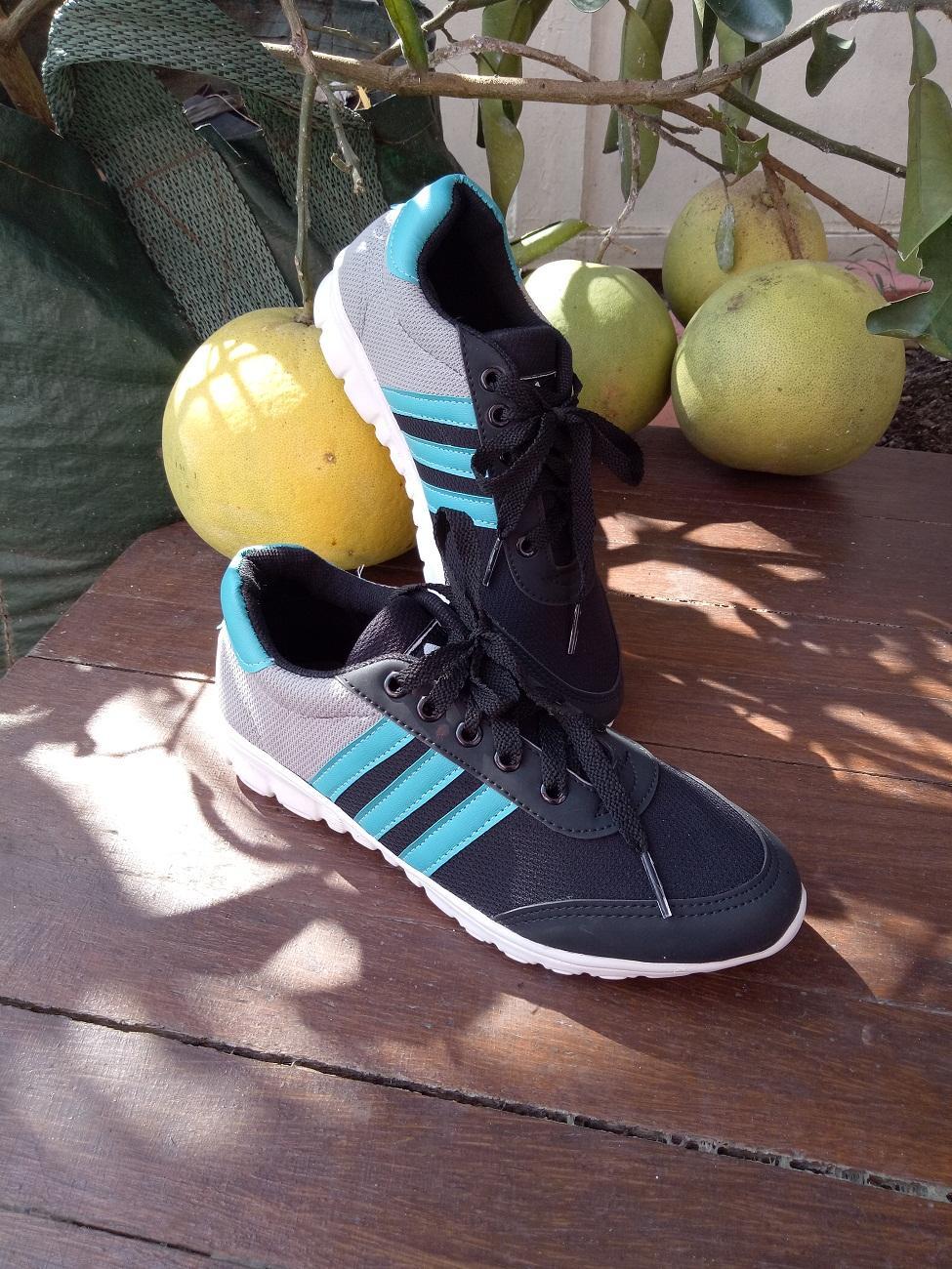King Queen Shoes /sepatu / Sepatu wanita Terlaris /  Nike Air Max / Sneakers / Kets / Fashion  Wanita / Sepatu Casual Wanita / Sepatu Olah Raga / Sepatu Wanita sneakers / Casual / Promo / Kekinian / Terkini Model adj 10 blue