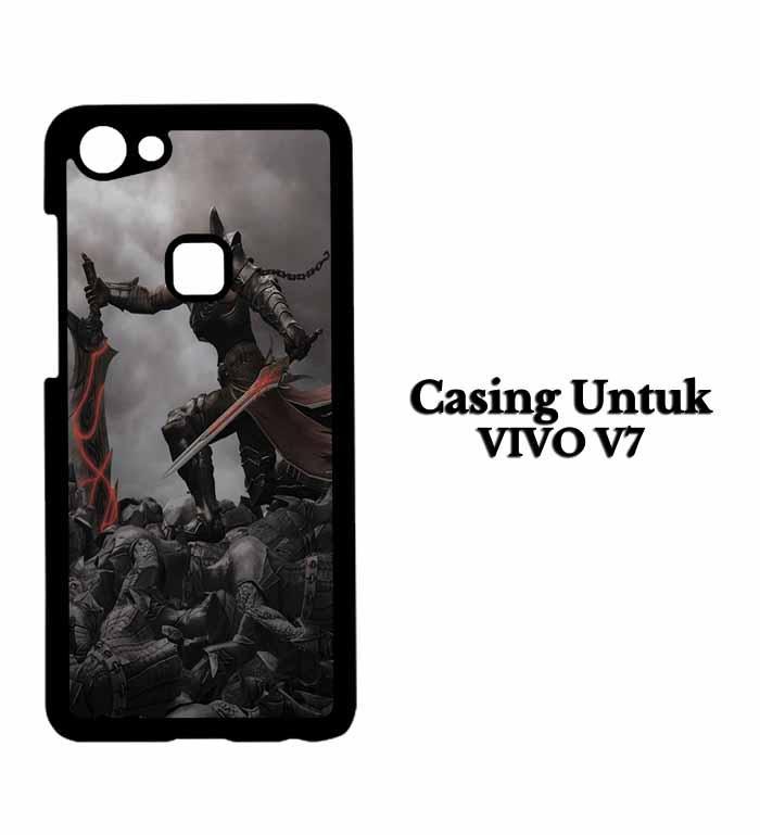 Casing VIVO V7 99 nights uhd game Hardcase Custom Case Se7enstores
