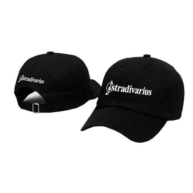 TOPI BASEBALL STRADIVARIUS TOPI TUMBLR TOPI FASHION UNISEX