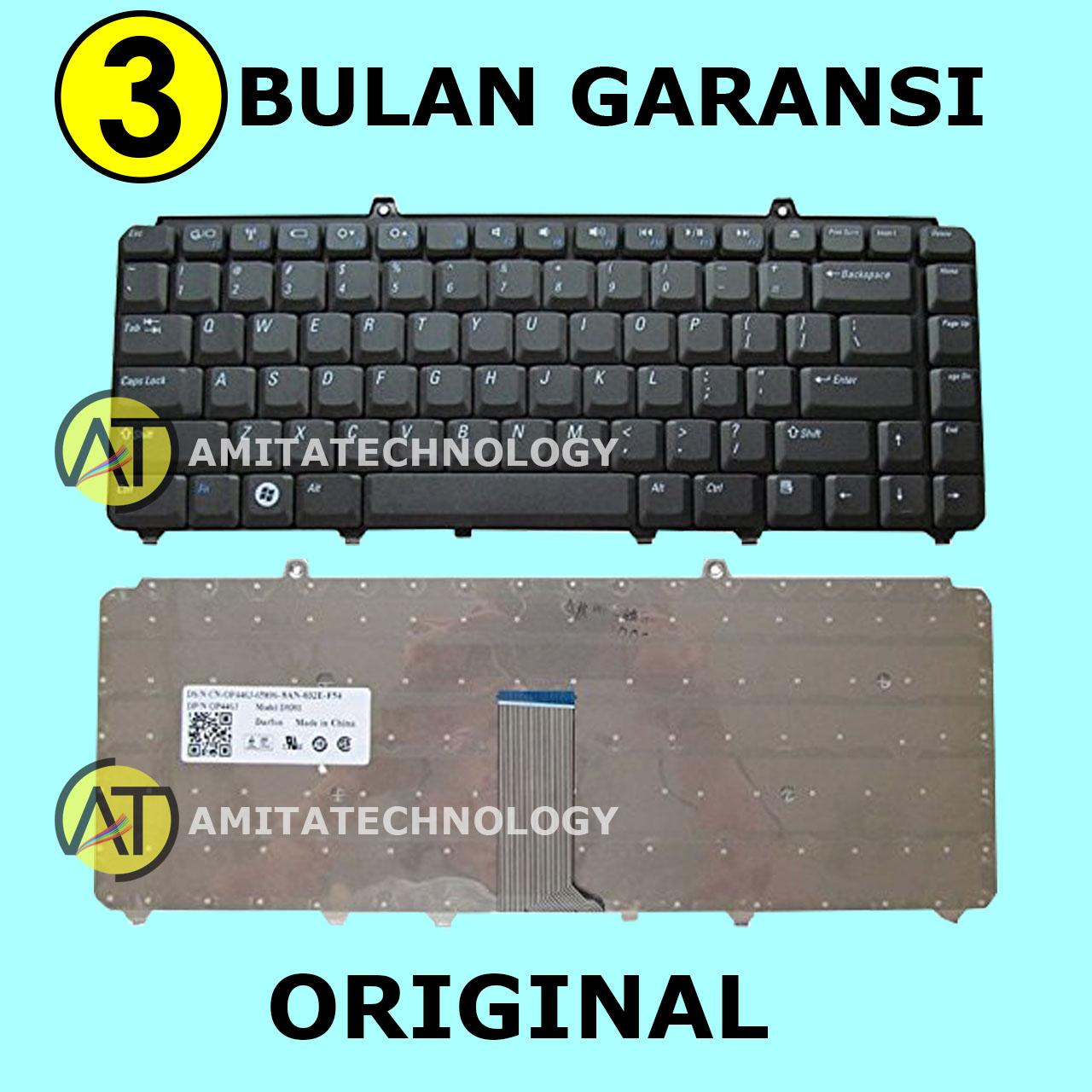 Keyboard Laptop ORIGINAL Dell Inspiron 1420 1520 XPS M1330 1530