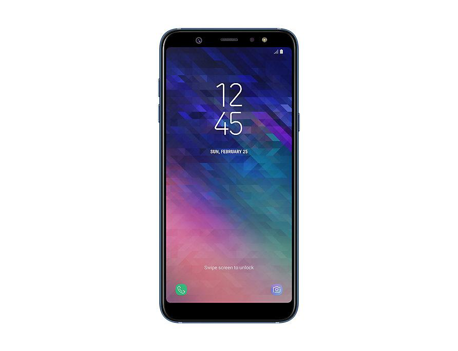Samsung Galaxy A6+ - 4/32 GB - 4G LTE - Blue