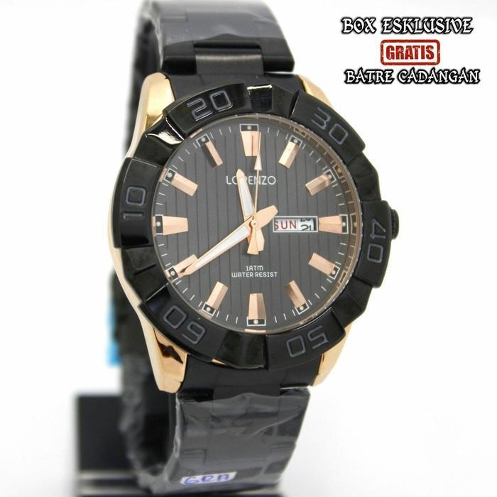 TALI KULIT MONTBLANC - jam tangan pria - jam tangan pria anti air - jam tangan