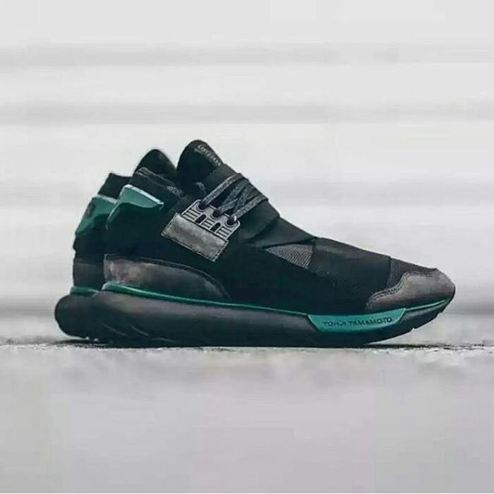 Promo Termurah Adidas Y3 Qasa Yohji Yamamoto Premium Original ( Sepatu Gym Fitness ) Gratis