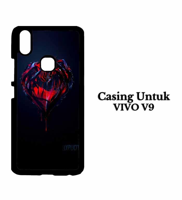 Casing VIVO V9 explicit f1s Hardcase Custom Case Se7enstores