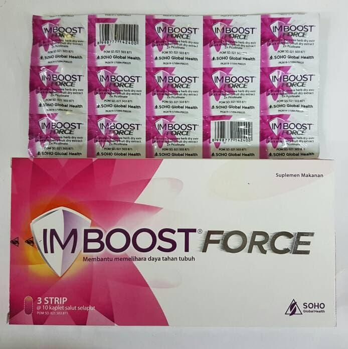 Imboost Force Tablet