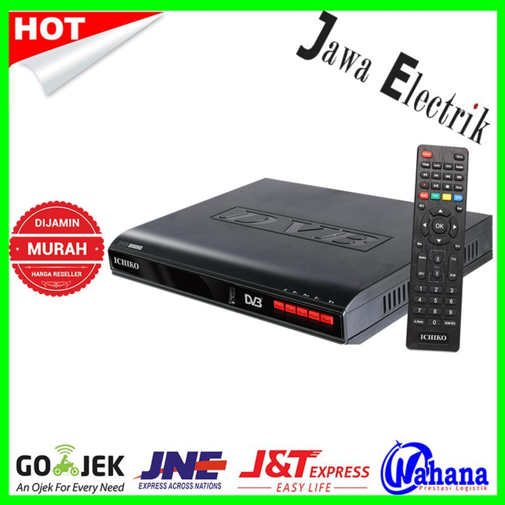ICHIKO DVB-8000 DVB-T2 Set Top Box