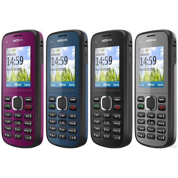 NOKIA C1 GSM Harga Paling Murah