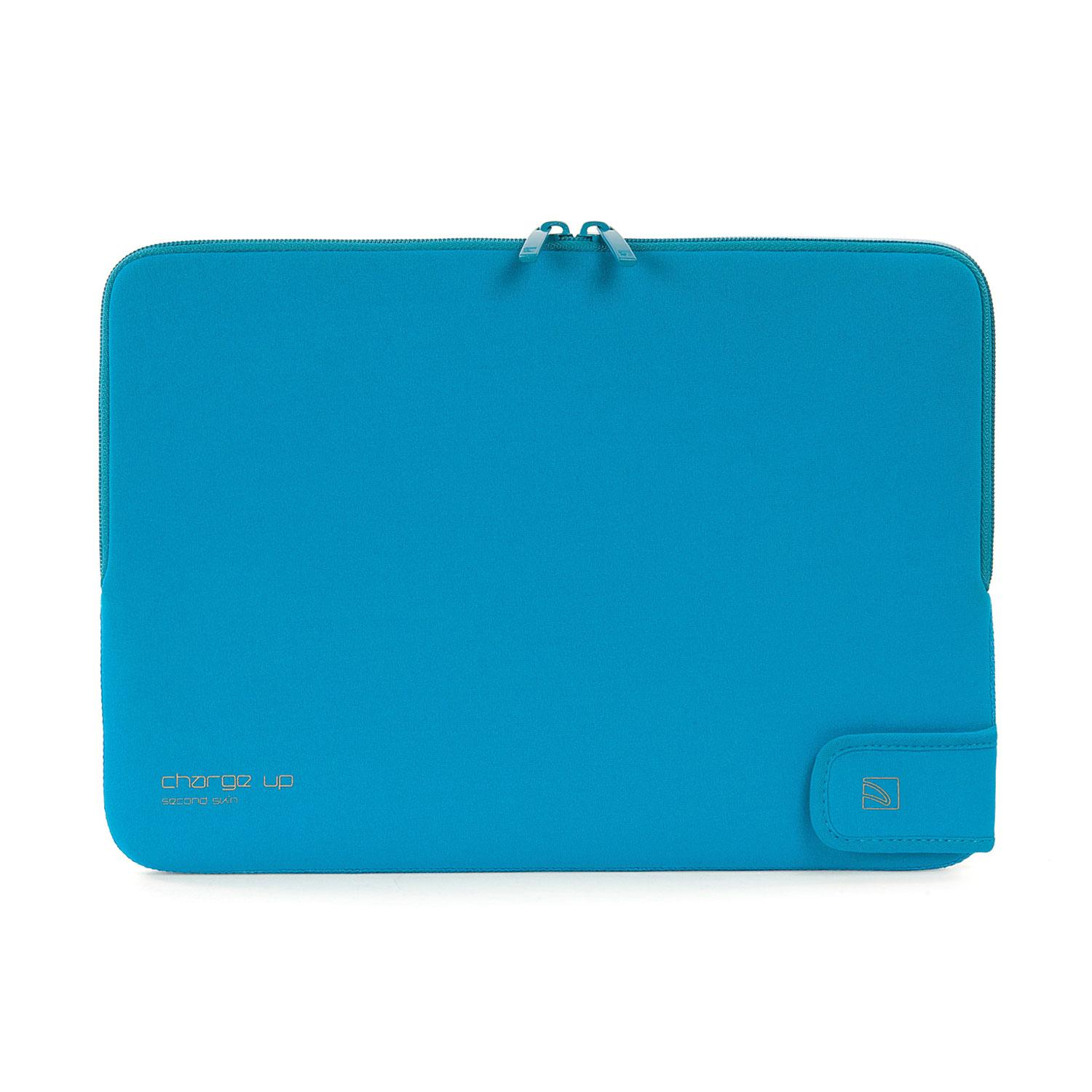 TUCANO SECOND SKIN CHARGE UP FOR MACBOOK PRO/AIR 15 INCH BLACK (BFCUPMB15)