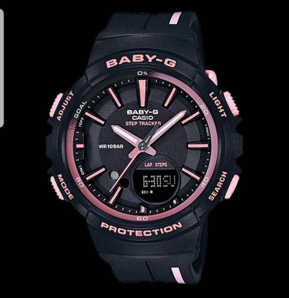 Jual Jam Tangan Pria Casio Baby G Online Terlengkap Ba 112 1a Hitam Bgs 100rt