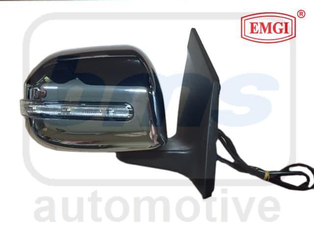 Spion Emgi Daihatsu Ayla / Toyota Agya Krom Elektrik Lampu Tip