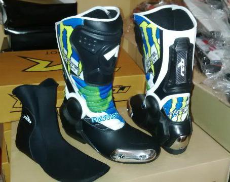 sepatu boots balap roadrace rcb gp tech movistar yamaha not hrp,speed