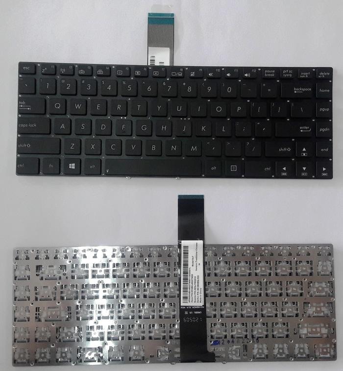 Keyboard Laptop Asus  N46, N46VB, N46VJ, N46VM, N46VZ