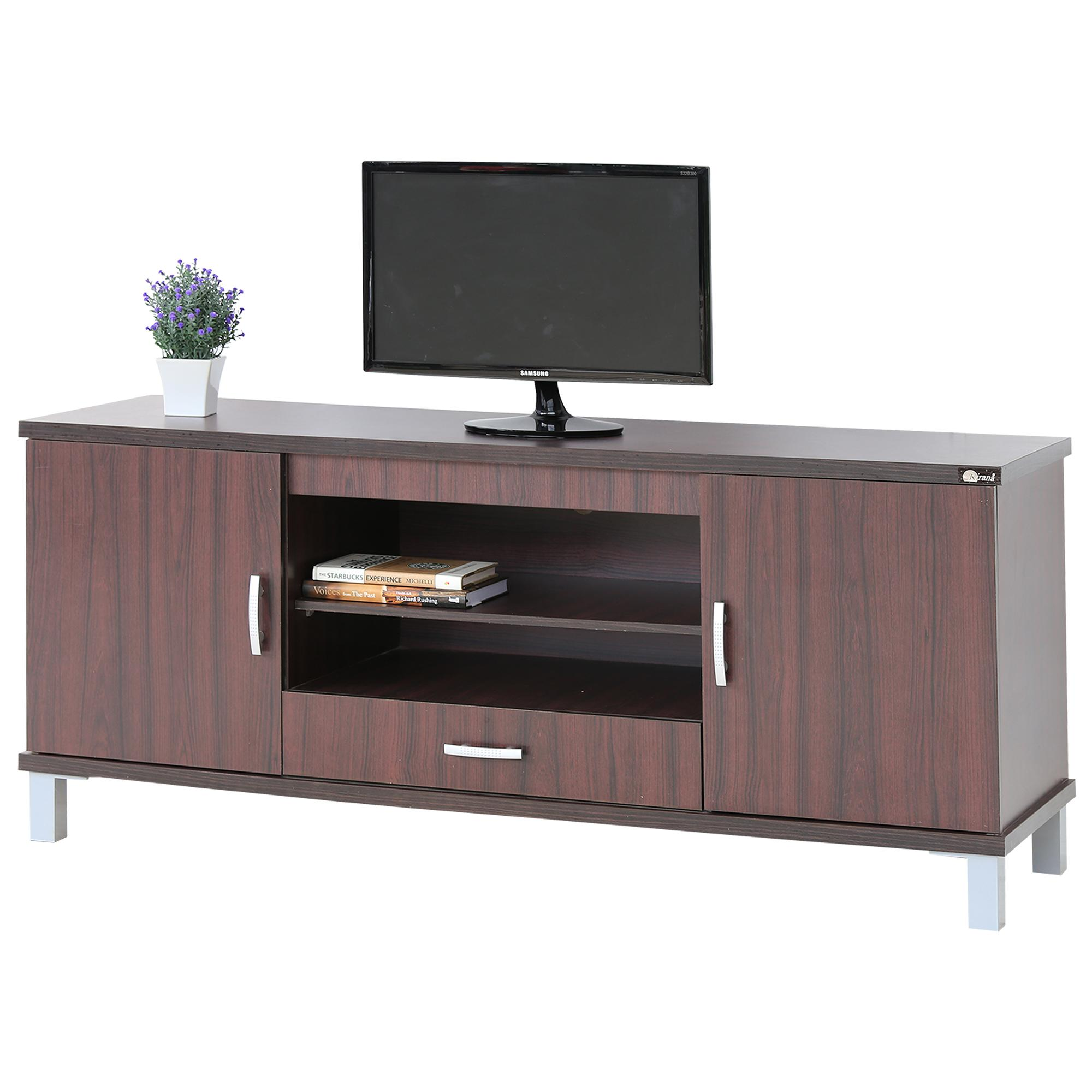 Kirana Rak TV / Audio BF 846 DM - Dark Mahogany