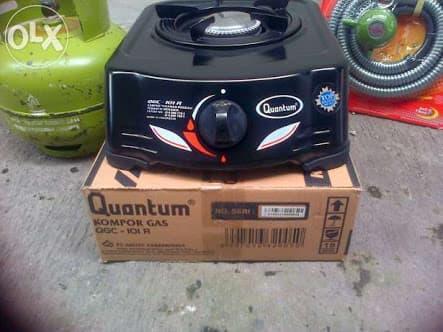 HARGA SPESIAL!!! Quantum Kompor Gas 1 Tungku QGC 101R - IDCRl3